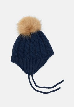 Name it - NBMMANUN HAT - Mütze - dress blues
