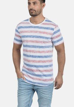 Solid - RUNDHALSSHIRT TET - T-Shirt print - blue