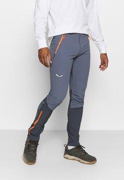 Salewa - PEDROC - Pantalones montañeros largos - grisaille