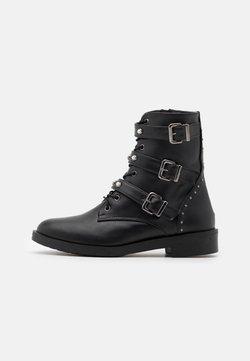Trendyol - Veterboots - black