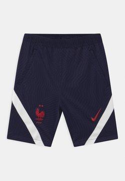 Nike Performance - FRANKREICH UNISEX - Short de sport - blackened blue/white/university red
