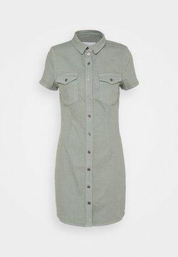 Noisy May - NMJOY DRESS - Vestido camisero - slate gray