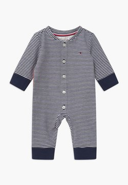 Tommy Hilfiger - BABY STRIPE FLAG - Combinaison - blue
