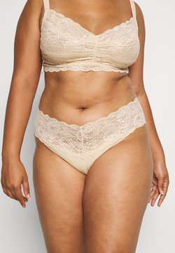 Cosabella - NEVER SAY NEVER PLUS LOVELIE THONG - String - blush