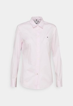 Tommy Hilfiger - SLIM FIT - Hemdbluse - light pink