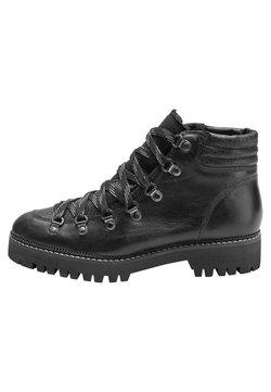 Next - BLACK SIGNATURE COMFORT PREMIUM HIKER BOOTS - Ankle Boot - black