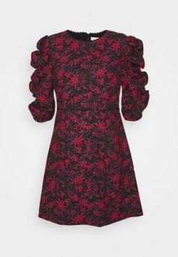 See by Chloé - Freizeitkleid - black/red