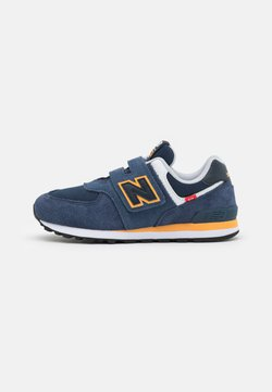 New Balance - PV574SY2 - Matalavartiset tennarit - navy
