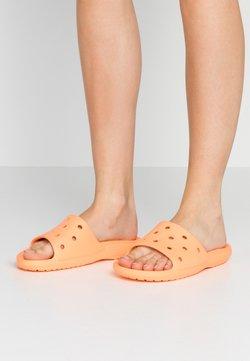 Crocs - CLASSIC SLIDE - Badesandale - cantaloupe