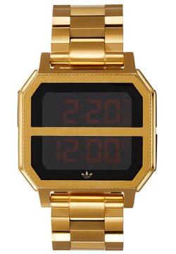 adidas Originals - ARCHIVE MR2 - Montre à affichage digital - gold-coloured