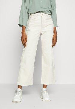 Weekday - Jeans Relaxed Fit - veer ecru