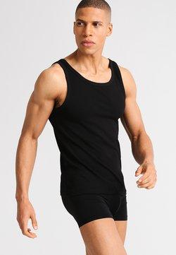 Schiesser - Unterhemd/-shirt - black