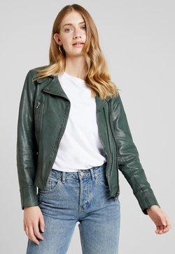 Oakwood - VIDEO - Leather jacket - bronze