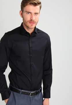 Calvin Klein Tailored - Camisa - black