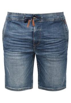 Blend - BARTELS - Jeans Shorts - light-blue