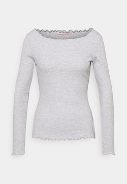 Anna Field - Langarmshirt - mottled light grey