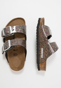Birkenstock - ARIZONA - Chaussons - cosmic sparkle/black/multicolor