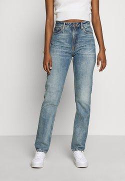 Nudie Jeans - BREEZY BRITT - Jeans straight leg - springtime