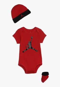 Jordan - JUMPMAN BOOTIE SET - Combinaison - gym red/black
