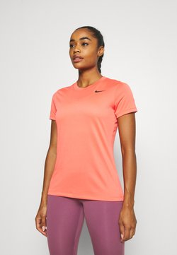 Nike Performance - TEE CREW - T-shirt basic - magic ember