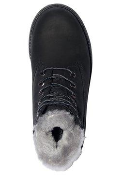 Timberland - 6 INCH PREMIUM WP SHEARLING - Snowboot/Winterstiefel - black nubuck