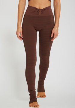 Yogasearcher - ANANTA - Tights - moka