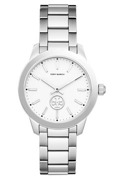 Tory Burch - THE COLLINS - Montre - silver-coloured