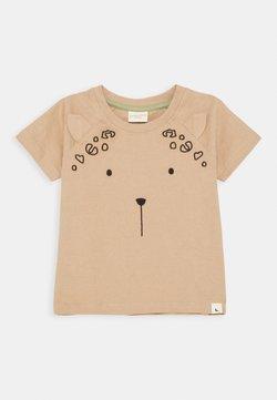 Turtledove - LEOPARD EAR UNISEX - T-Shirt print - bark