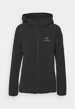Arc'teryx - GAMMA SL HOODY WOMENS - Outdoorjacke - black