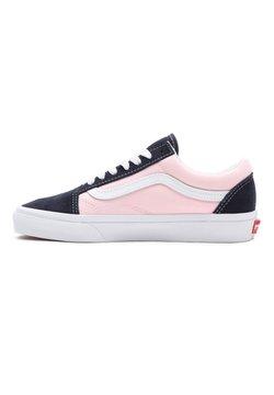 Vans - OLD SKOOL - Sneakersy niskie - mottled pink