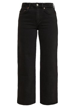 Weekday - Jeans relaxed fit - tuned black
