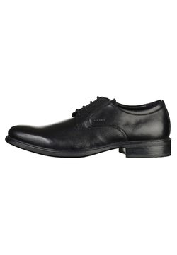 Geox - Smart lace-ups - black