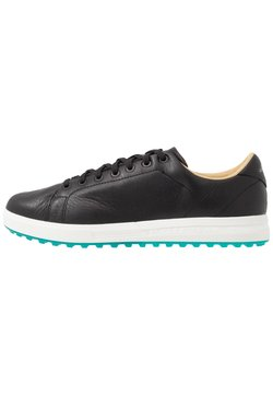 adidas Golf - ADIPURE SP 2 - Obuwie do golfa - core black/core white/glory green