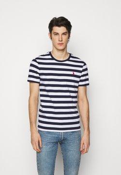Polo Ralph Lauren - T-Shirt print - white/french navy