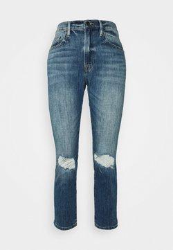 Frame Denim - LE PIXIE BEAU - Straight leg -farkut - dark blue