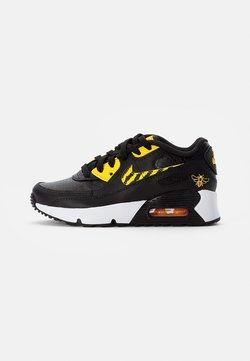 Nike Sportswear - NIKE AIR MAX  - Sneakers laag - black/opti yellow-univ gold-citron