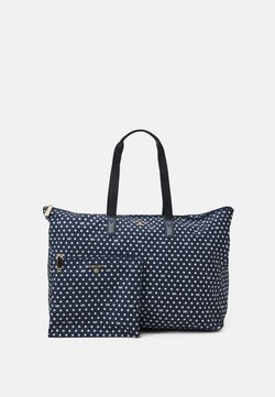 MICHAEL Michael Kors - JET SET TRAVEL PACKABLE TOTE SET - Shopping bag - navy