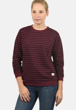 Blendshe - DANA - Sweatshirt - zinfandel