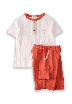 Cigit - SET - Shorts - red