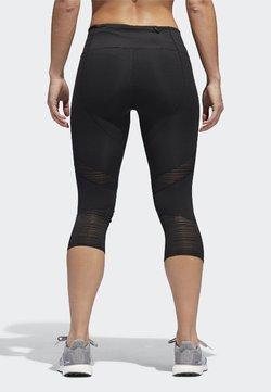 adidas Performance - HOW WE DO 3/4-TIGHTS - Pantalon 3/4 de sport - black