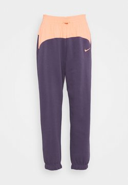 Nike Sportswear - Jogginghose - dark raisin/crimson bliss/bright mango