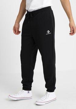 Converse - STAR CHEVRON PANT - Jogginghose - black