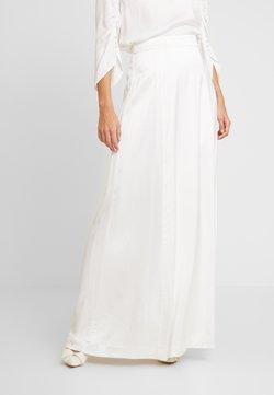 IVY & OAK BRIDAL - BRIDAL SKIRT LONG - Jupe longue - snow white
