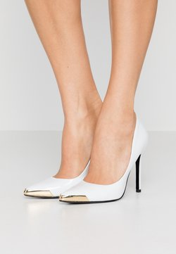 Versace Jeans Couture - High heels - bianco ottico