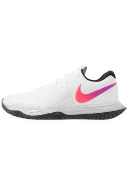 Nike Performance - AIR ZOOM VAPOR CAGE 4 - Zapatillas de tenis para todas las superficies - summit white/white/black/electro green