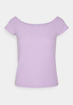 ONLY - ONLNELLA - T-Shirt basic - orchid bloom