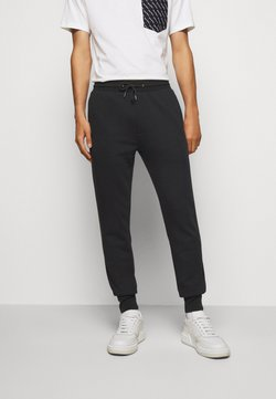 Paul Smith - GENTS TAPED SEAM JOGGER - Jogginghose - black