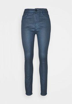 G-Star - KAFEY ULTRA HIGH SKINNY - Jeans Skinny Fit - vintage navy glint cobler