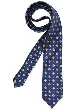 Carlo Colucci - Krawatte - blau