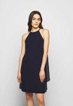 Lauren Ralph Lauren - POLISHED CREPE - Sukienka koktajlowa - lighthouse navy